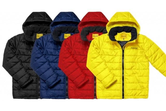 Демисезонные куртки Rivernord