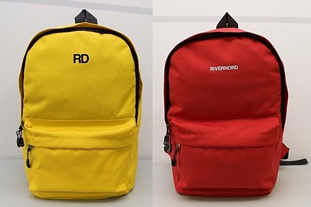 Городские рюкзаки Rivernord